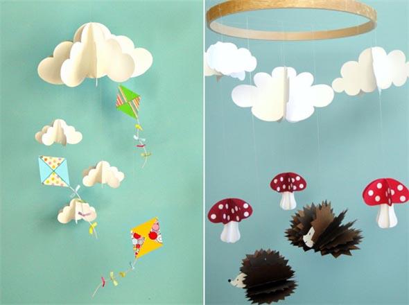 Faça o seu móbile decorativo para o quarto do bebê 012