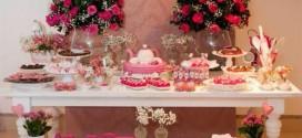 Decorar festa de noivado