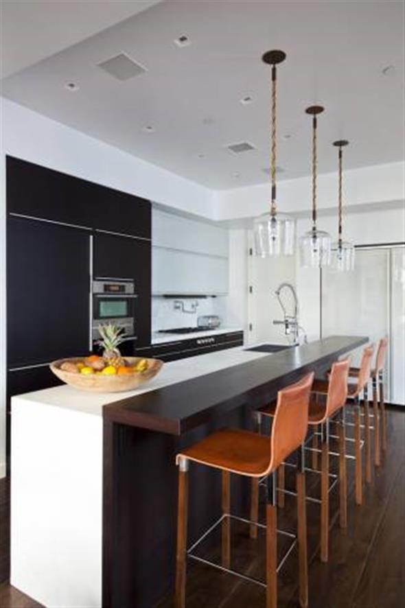 19 modelos de luminárias para cozinha – Mais charme na ...