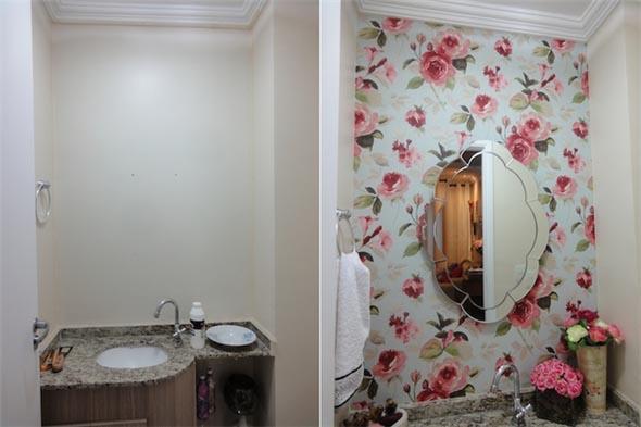 Revestir parede com tecido como aplicar e renovar ambiente - Papel para revestir paredes ...