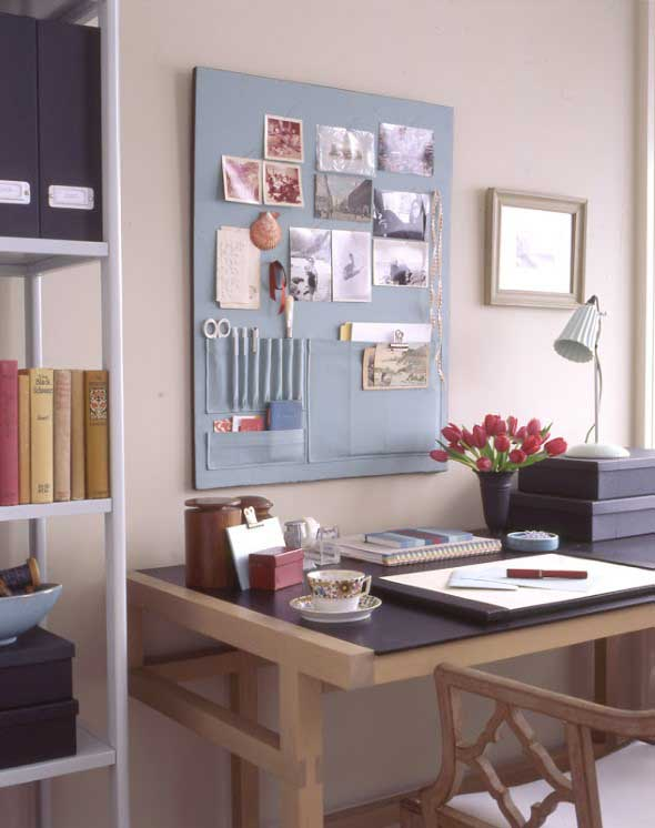 Mural de recados veja dicas para fazer em casa for Como fazer um mural de recados