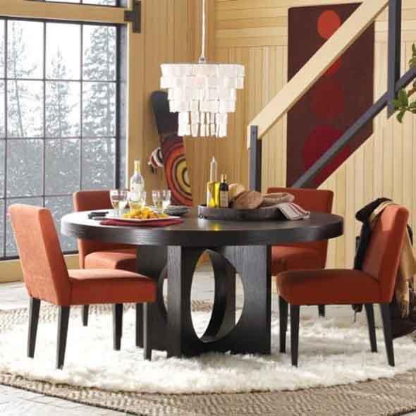 Modelos de mesas de jantar modernas for Modelos de mesas