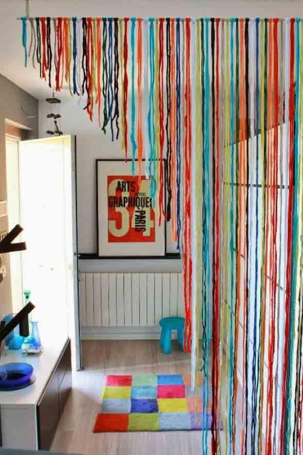Modelos de cortinas artesanais para decorar a casa - Casa diez cortinas ...