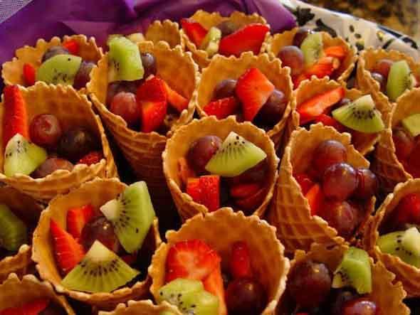Ideias para servir comida em festa infantil 006
