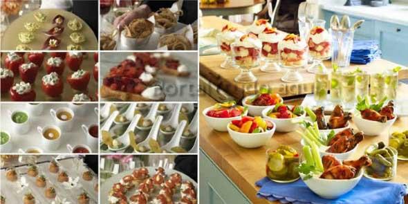 Ideias para servir comida em festa infantil 009