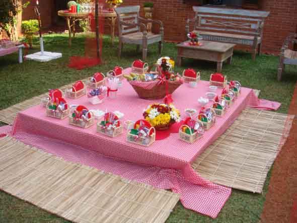 Ideias para servir comida em festa infantil 012