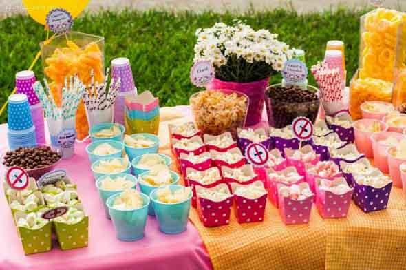 Ideias para servir comida em festa infantil 018