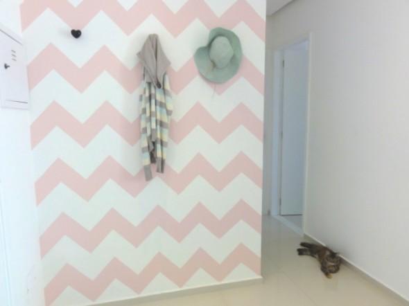 Como pintar as paredes com moldes 018