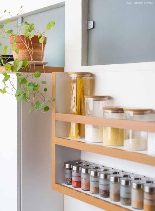 Porta temperos que se destaca na decora o for O que e porta condimentos