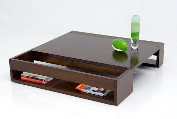 V rios estilos de mesa de centro for Modelos de mesa de centro