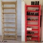 DIY - Como montar uma sapateira em casa 003
