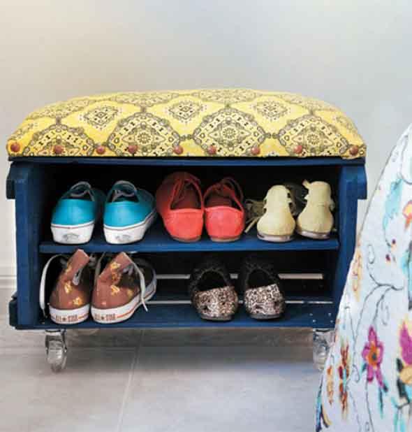 DIY - Como montar uma sapateira em casa 011
