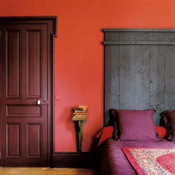 DIY - Como pintar uma porta de madeira 001