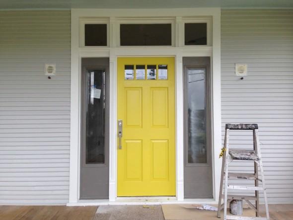 DIY - Como pintar uma porta de madeira 012