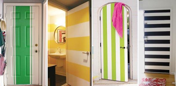 DIY - Como pintar uma porta de madeira 013