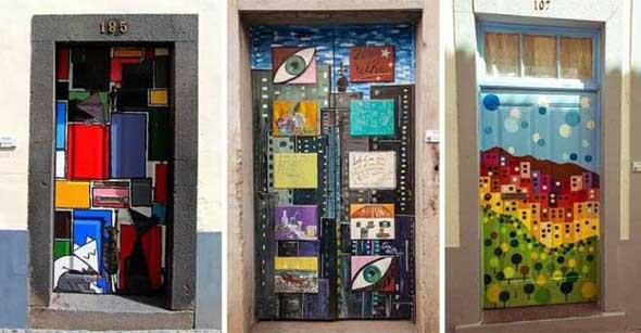 DIY - Como pintar uma porta de madeira 015