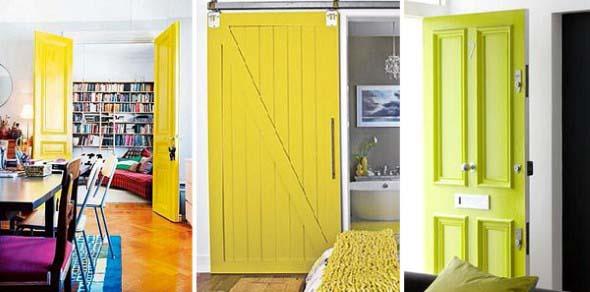 DIY - Como pintar uma porta de madeira 016