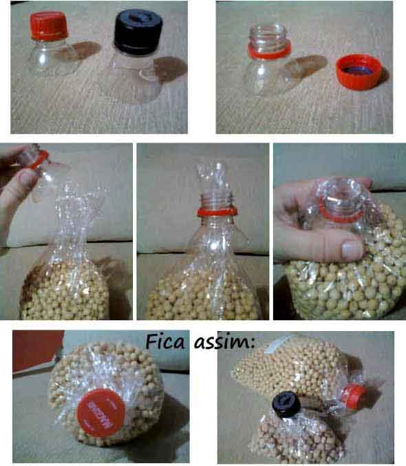 Dicas criativas com tampinhas de garrafas 008