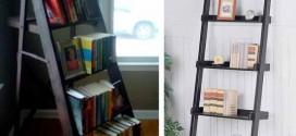 Como montar uma estante de livros em casa