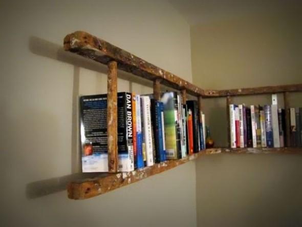 Como montar uma estante de livros em casa 010