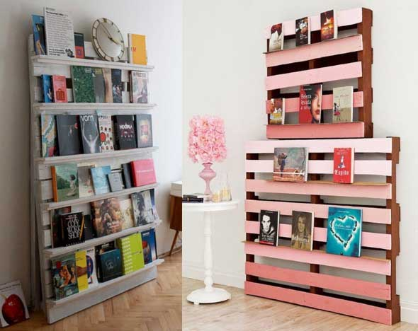 Como montar uma estante de livros em casa 013