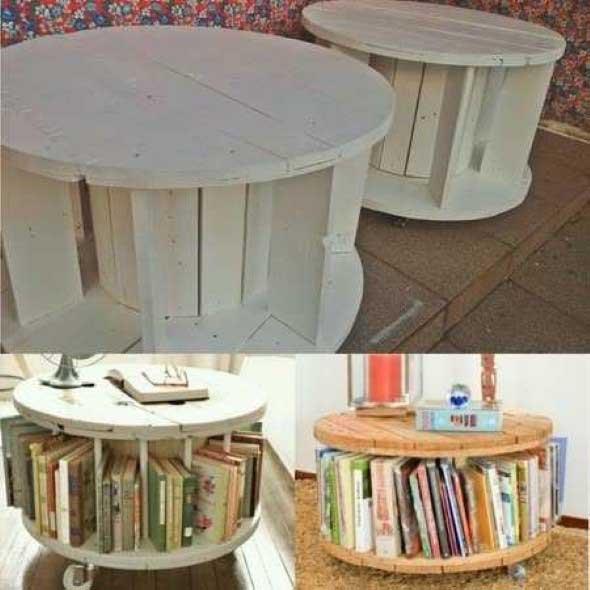 Como montar uma estante de livros em casa 015