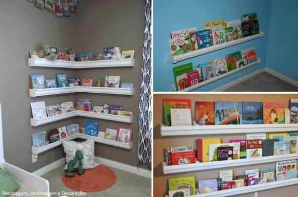Como montar uma estante de livros em casa 016