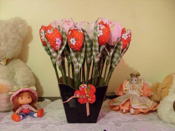 Enfeites artesanais para o Dia das Mães 008