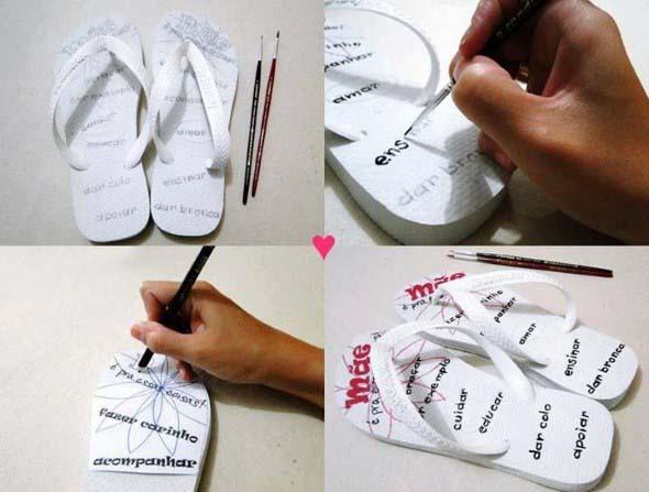 Enfeites artesanais para o Dia das Mães 012