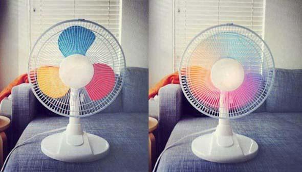 DIY - Como pintar o ventilador em casa 005