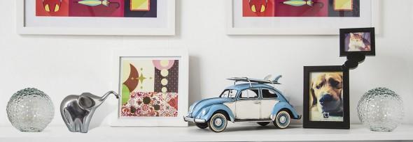 Decore sua casa com miniaturas charmosas e criativas 001