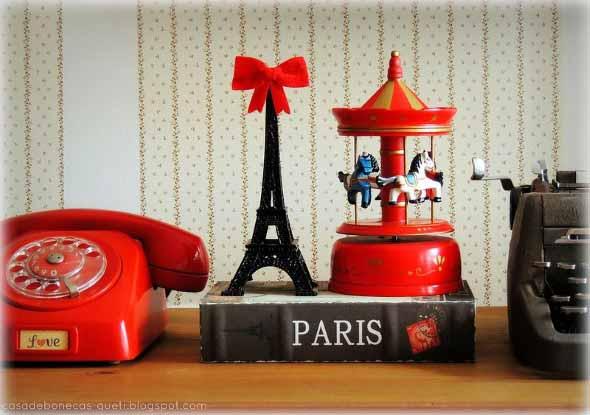 Decore sua casa com miniaturas charmosas e criativas 003