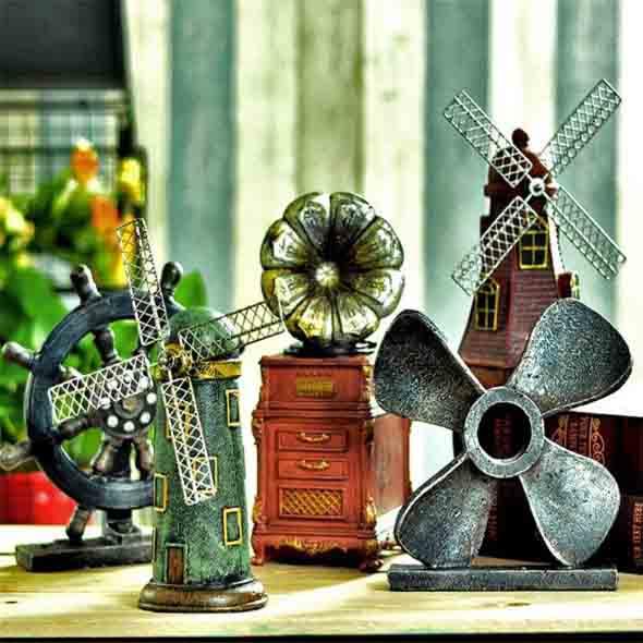 Decore sua casa com miniaturas charmosas e criativas 009