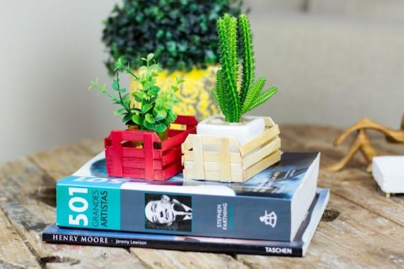 Decore sua casa com miniaturas charmosas e criativas 013