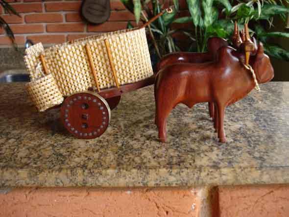 Decore sua casa com miniaturas charmosas e criativas 016