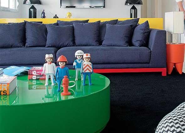 Decore sua casa com miniaturas charmosas e criativas 017