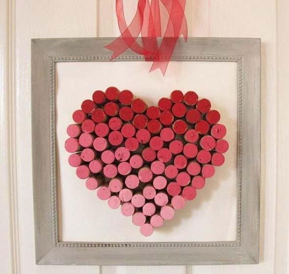 Quadro de coração para o Dia dos Namorados 001