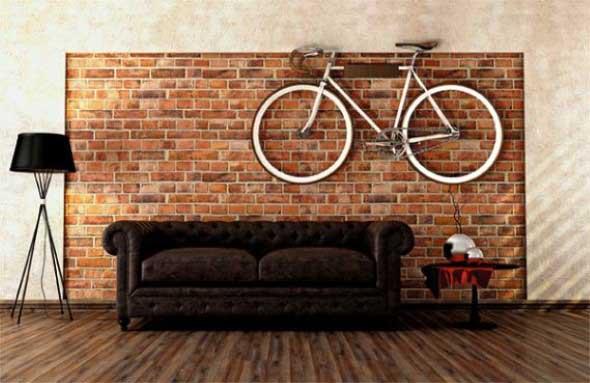Bicicletas antigas na decoração 001