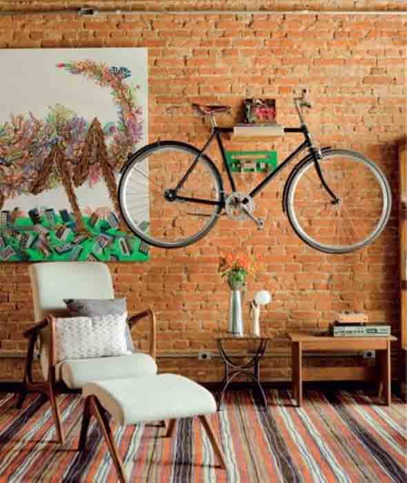Bicicletas antigas na decoração 003