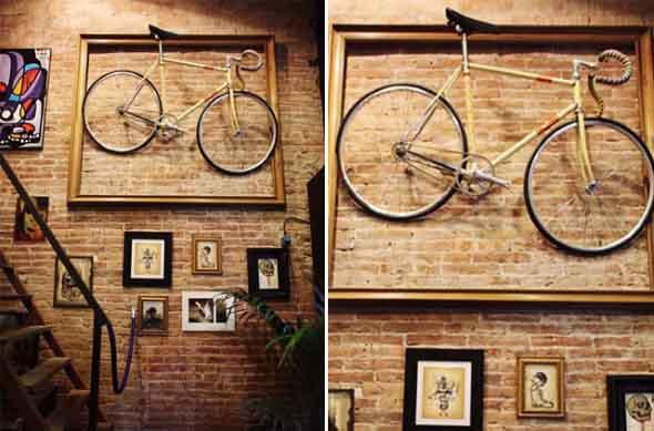 Bicicletas antigas na decoração 004