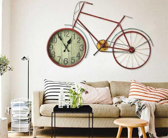 Bicicletas antigas na decoração 006