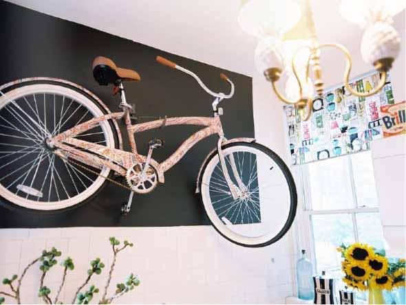 Bicicletas antigas na decoração 007