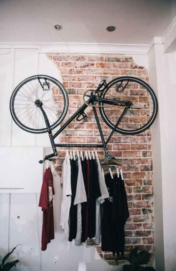 Bicicletas antigas na decoração 015