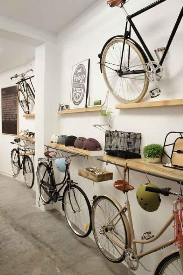 Bicicletas antigas na decoração 016