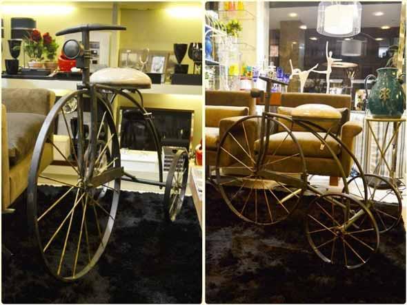 Bicicletas antigas na decoração 018