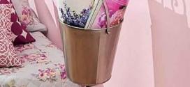 Como usar ganchos na decoração e organização da casa