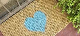 Ideias criativas para customizar capachos em casa