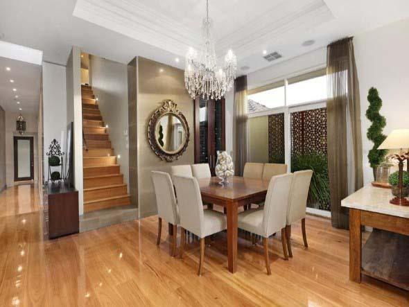 Decore sua sala de jantar com espelhos 012