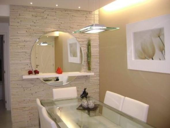 Espelhos Para Sala De Jantar Fotos ~ Decore sua sala de jantar com espelhos – Saiba como fazer