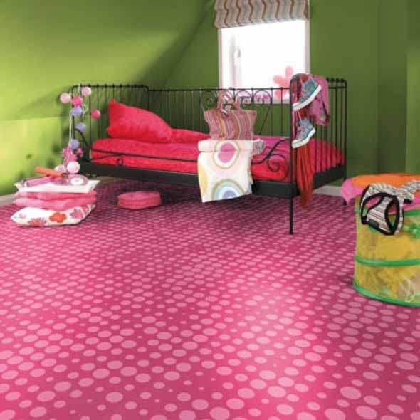 Piso emborrachado para quarto infantil 013